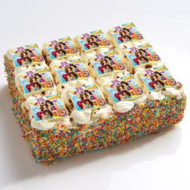Lego Friends stripjes taart-0