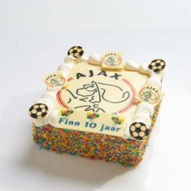 Ajax strip taart-0