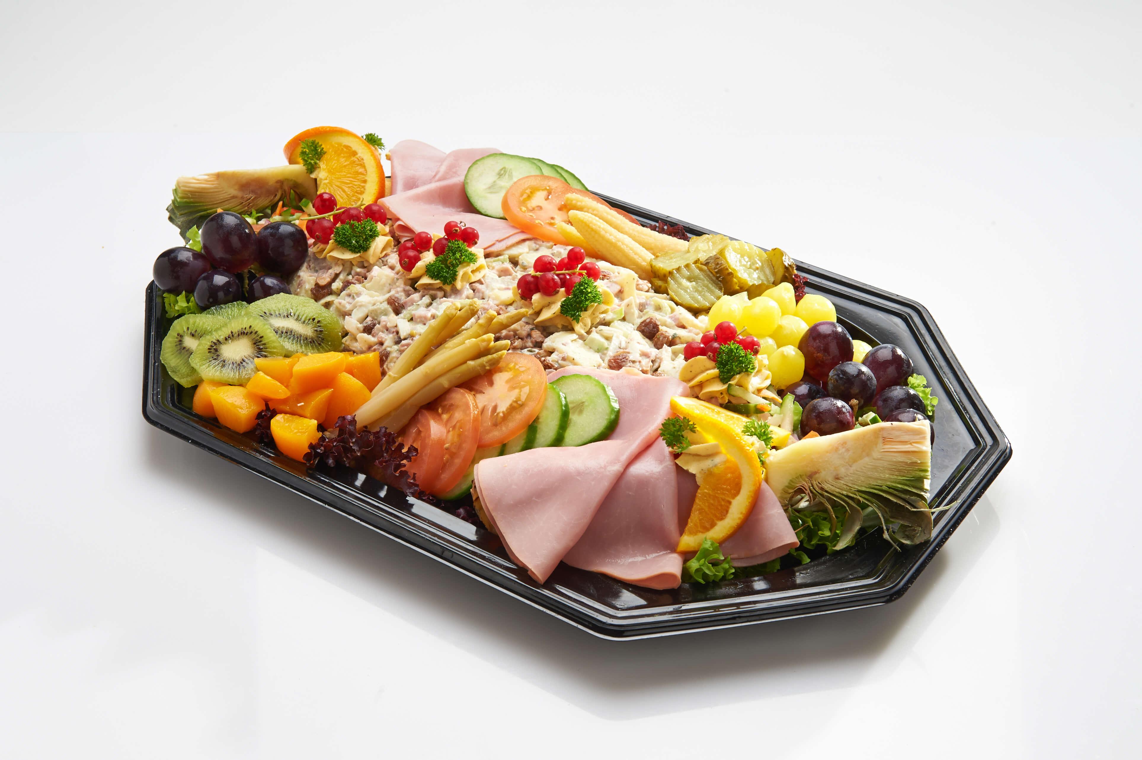Salade van het huis