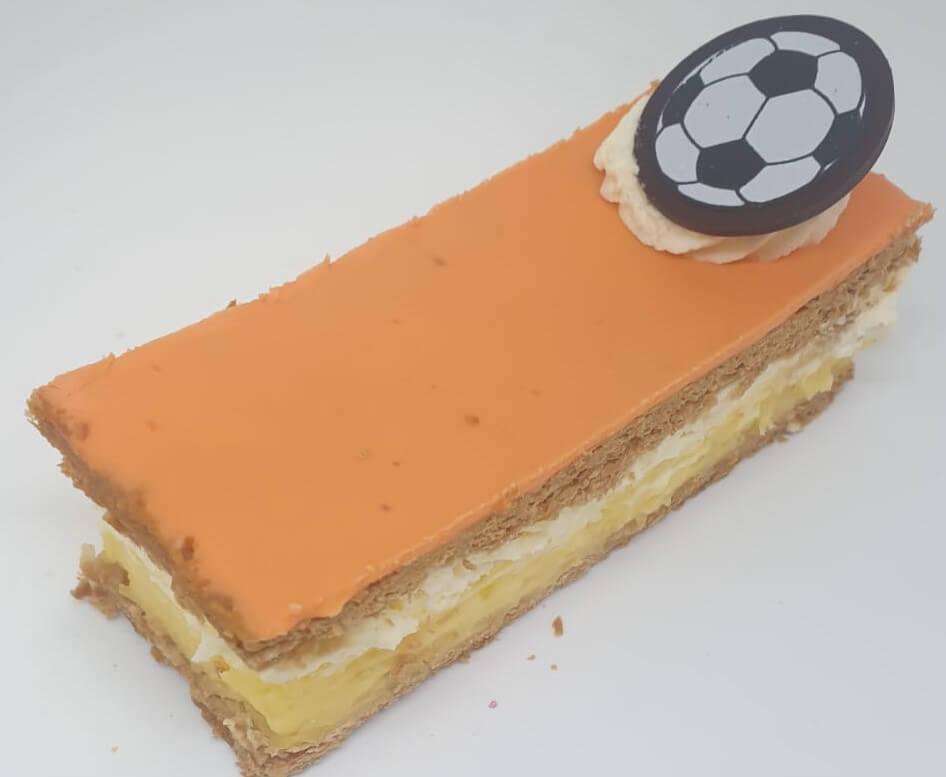 EK Voetbal Oranje Tompoucen